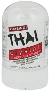 Thai crystal salt stick